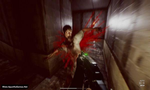 Nightmare Simulator 2 Rebirth Screenshot 1, Full Version, PC Game, Download Free