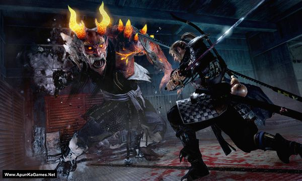 Nioh: Complete Edition Screenshot 1, Full Version, PC Game, Download Free