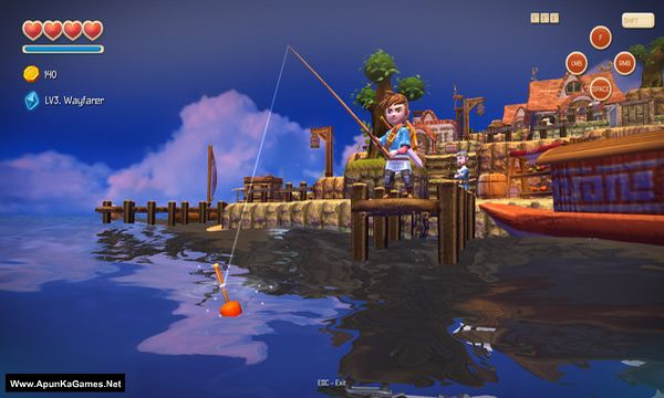 Oceanhorn - Monster of Uncharted Seas Screenshot 2, Full Version, PC Game, Download Free