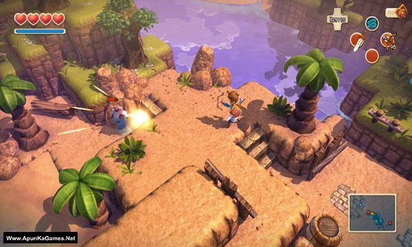 Oceanhorn - Monster of Uncharted Seas Screenshot 3, Full Version, PC Game, Download Free