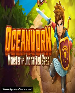 Oceanhorn - Monster of Uncharted Seas Cover, Poster, Full Version, PC Game, Download Free