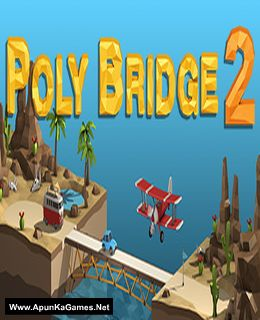 Poly Bridge 2 Cover, Poster, Full Version, PC Game, Download Free