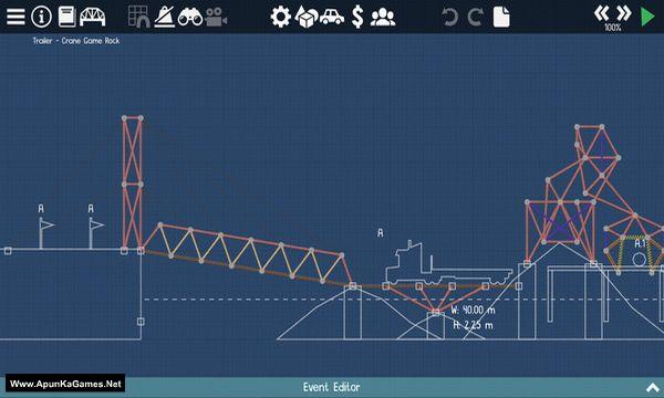 Poly Bridge 2 Screenshot 2, Full Version, PC Game, Download Free