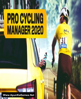Pro Cycling Manager 2020 Cover, Poster, Full Version, PC Game, Download Free