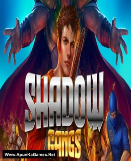 Shadow Gangs Cover, Poster, Full Version, PC Game, Download Free