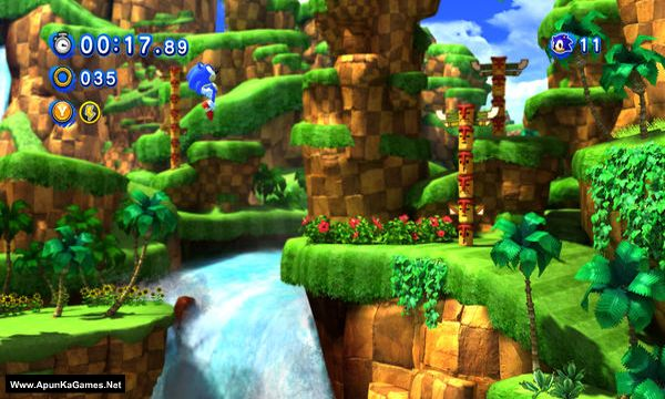 Sonic Generations Screenshot 3, Full Version, PC Game, Download Free
