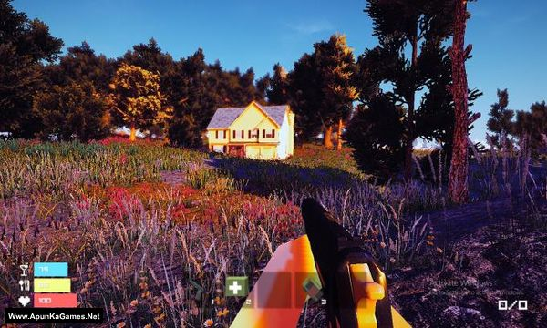 The Z Land : FPS Survival Screenshot 1, Full Version, PC Game, Download Free