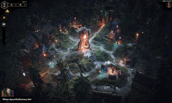 Tainted Grail Screenshot 2, Full Version, PC Game, Download Free
