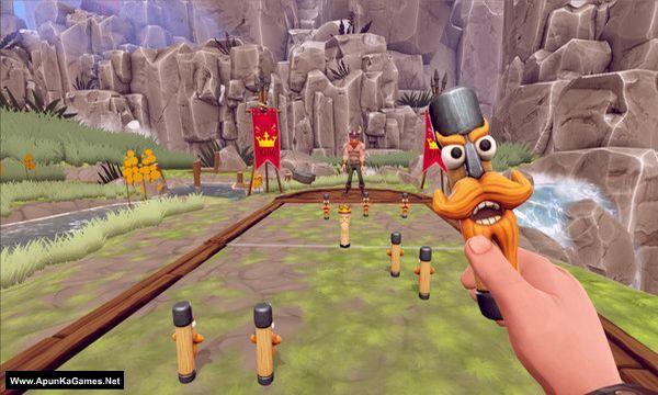 ViKubb Screenshot 1, Full Version, PC Game, Download Free