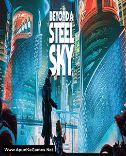 Beneath a Steel Sky Cover, Poster, Full Version, PC Game, Download Free