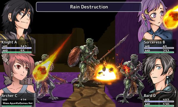 Dungeon of Trials Screenshot 1, Full Version, PC Game, Download Free