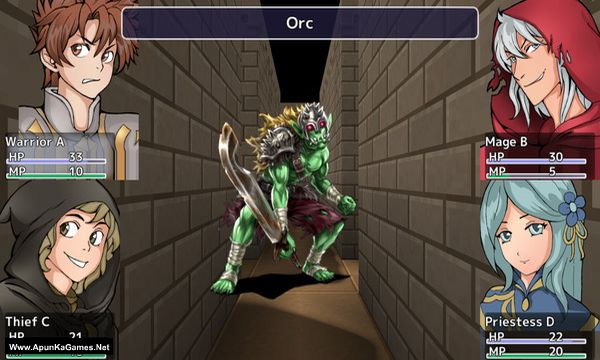 Dungeon of Trials Screenshot 2, Full Version, PC Game, Download Free