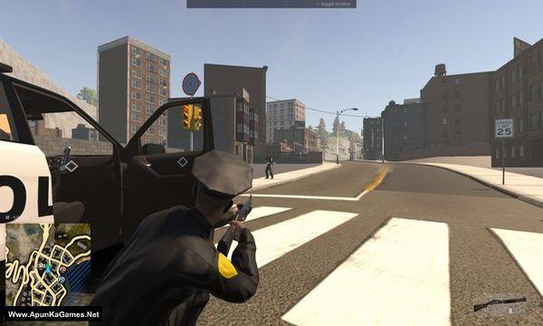 Flashing Lights - Police, Firefighting, Emergency Services Simulator Screenshot 1, Full Version, PC Game, Download Free