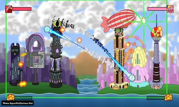Fly Punch Boom! Screenshot 3, Full Version, PC Game, Download Free