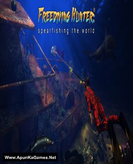 Freediving Hunter Spearfishing the World Cover, Poster, Full Version, PC Game, Download Free