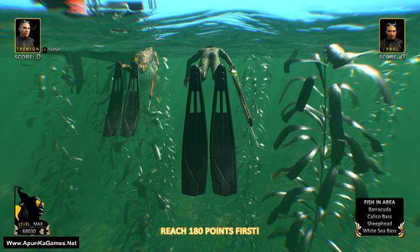 Freediving Hunter Spearfishing the World Screenshot 3, Full Version, PC Game, Download Free