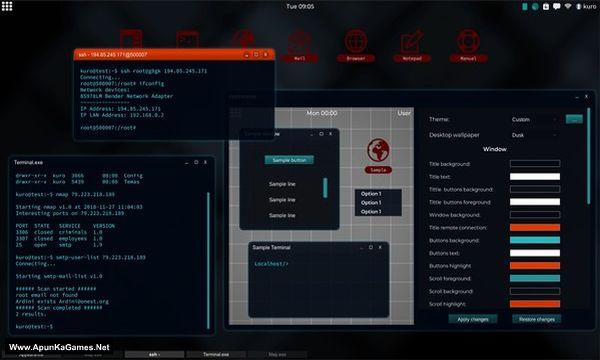 Grey Hack Screenshot 1, Full Version, PC Game, Download Free