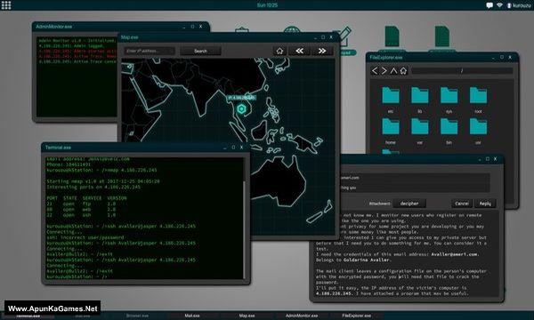 Grey Hack Screenshot 3, Full Version, PC Game, Download Free