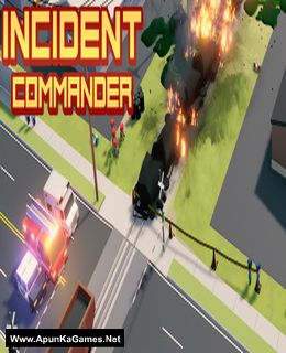 Incident Commander Cover, Poster, Full Version, PC Game, Download Free