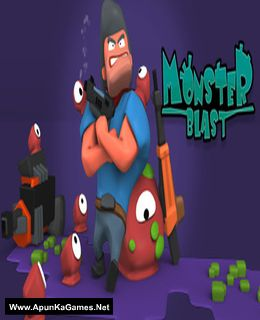 Monster Blast Cover, Poster, Full Version, PC Game, Download Free