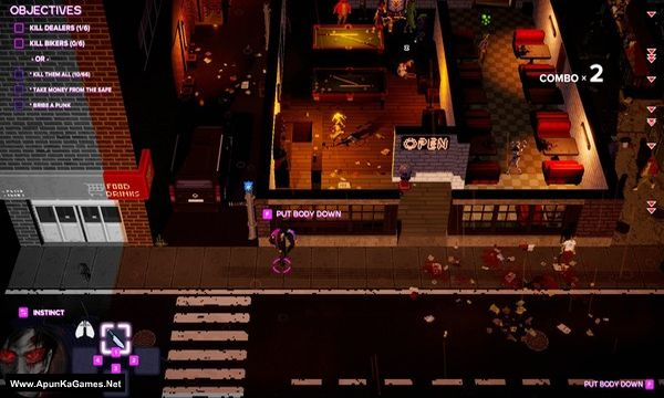 Party Hard 2 Screenshot 3, Full Version, PC Game, Download Free