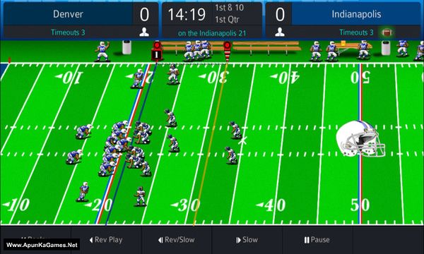 Pro Strategy Football 2020 Screenshot 2, Full Version, PC Game, Download Free