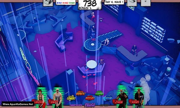 Space Raiders in Space Screenshot 3, Full Version, PC Game, Download Free