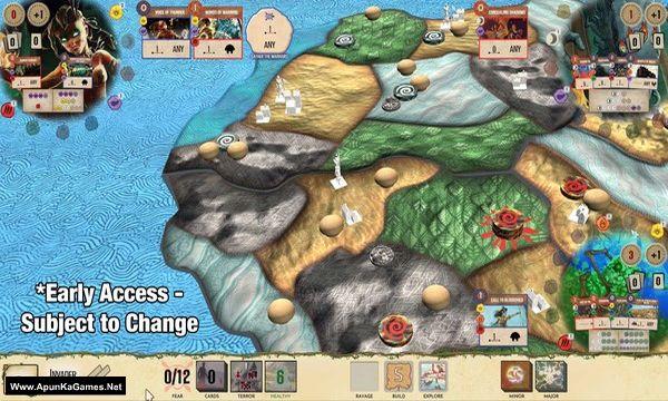 Spirit Island Screenshot 1, Full Version, PC Game, Download Free
