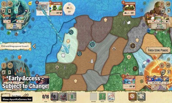 Spirit Island Screenshot 2, Full Version, PC Game, Download Free