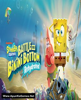 SpongeBob SquarePants: Battle for Bikini Bottom – Rehydrated Cover, Poster, Full Version, PC Game, Download Free