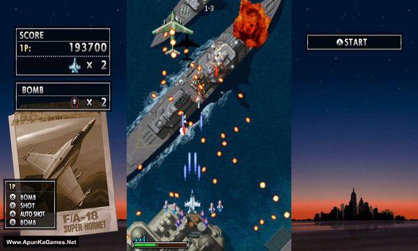 Strikers 1945 III Screenshot 3, Full Version, PC Game, Download Free