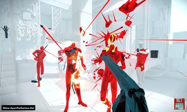 Superhot: Mind Control Delete Screenshot 1, Full Version, PC Game, Download Free