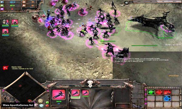 Warhammer 40,000 Dawn of War Soulstorm Screenshot 2, Full Version, PC Game, Download Free