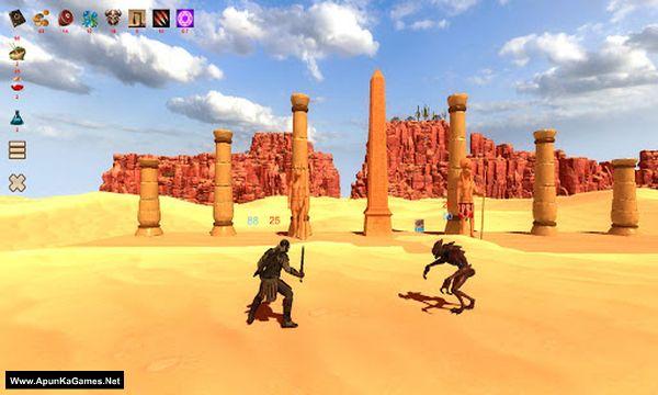 Witch Sword Screenshot 2, Full Version, PC Game, Download Free