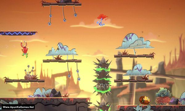 Battletoads Screenshot 1, Full Version, PC Game, Download Free