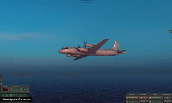 Cold Waters Screenshot 3, Full Version, PC Game, Download Free