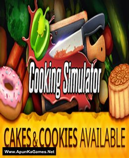 Cooking Simulator Cover, Poster, Full Version, PC Game, Download Free