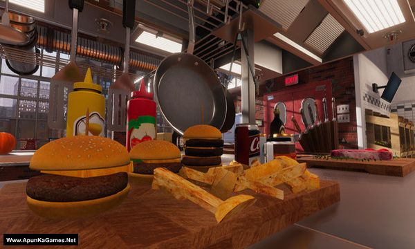 Cooking Simulator Screenshot 2, Full Version, PC Game, Download Free