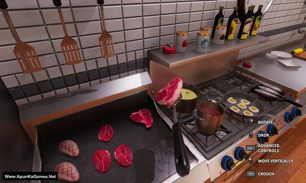 Cooking Simulator Screenshot 3, Full Version, PC Game, Download Free