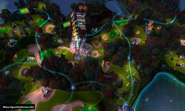 GolfTopia Screenshot 1, Full Version, PC Game, Download Free