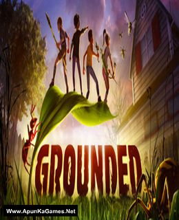 Grounded Cover, Poster, Full Version, PC Game, Download Free