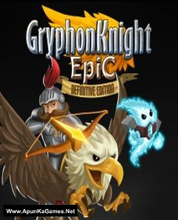 Gryphon Knight Epic: Definitive Edition Cover, Poster, Full Version, PC Game, Download Free