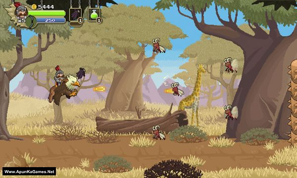 Gryphon Knight Epic: Definitive Edition Screenshot 1, Full Version, PC Game, Download Free