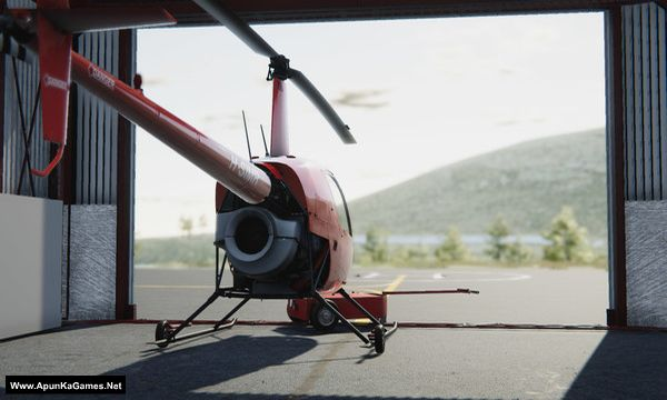 Helicopter Simulator Screenshot 1, Full Version, PC Game, Download Free