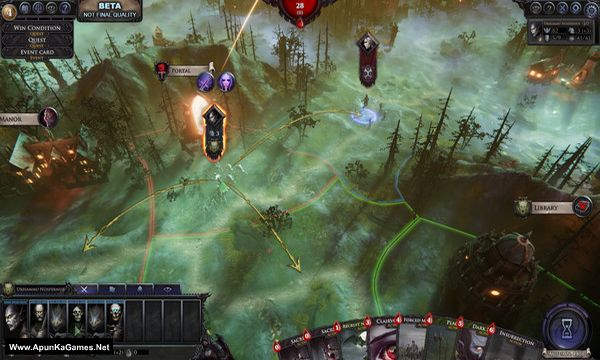 Immortal Realms: Vampire Wars Screenshot 2, Full Version, PC Game, Download Free