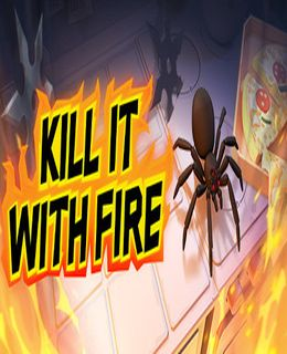 Kill It With Fire Cover, Poster, Full Version, PC Game, Download Free