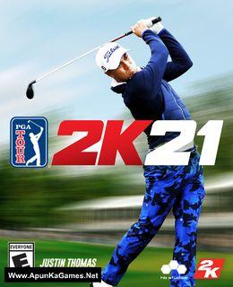 PGA Tour 2K21 Cover, Poster, Full Version, PC Game, Download Free
