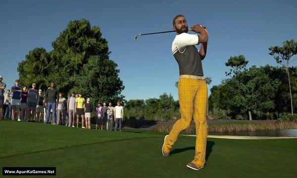 PGA Tour 2K21 Screenshot 1, Full Version, PC Game, Download Free