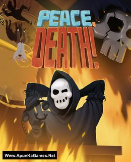 Peace, Death! Cover, Poster, Full Version, PC Game, Download Free