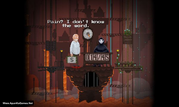 Peace, Death! Screenshot 2, Full Version, PC Game, Download Free